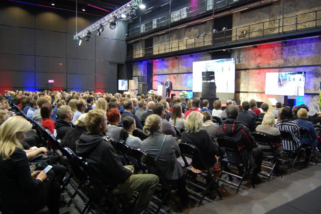 Puitarhitektuuri konverents Kultuurikatlas 2016