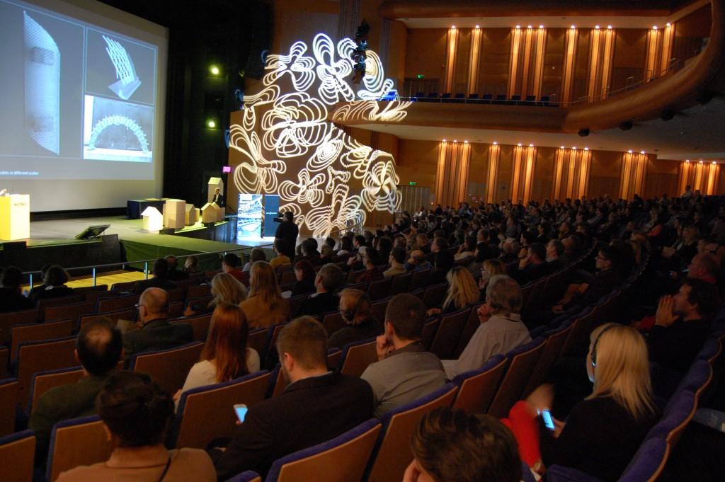 Puitarhitektuuri konverents Nordea Kontserdimajas 2015